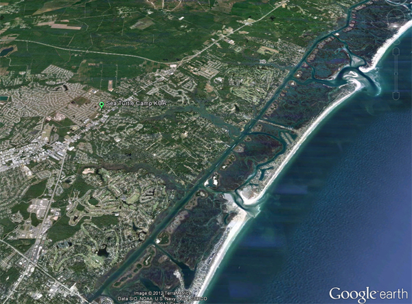 KOA_Google_Earth