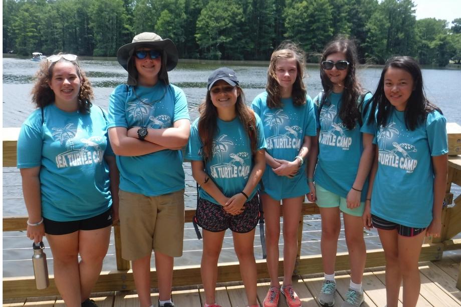 campers-lake