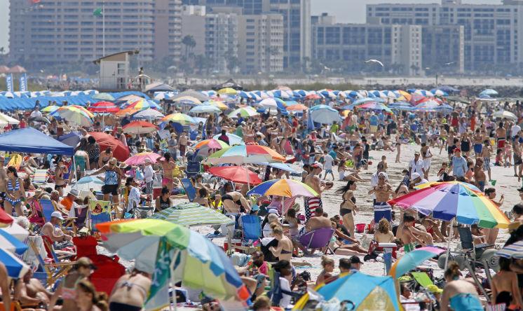 overdeveloped coastline