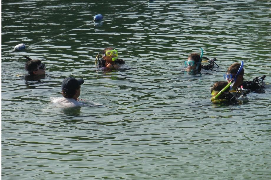 scuba-lake-lesson