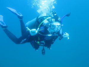 Open-Water-SCUBA-Diver