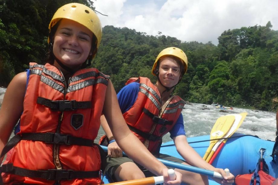 Costa-Rica-Rafting